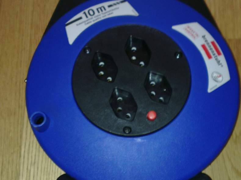 983 Kabelrolle 10m T13