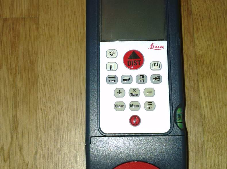 984 Leica Laser Distanzmessgerät