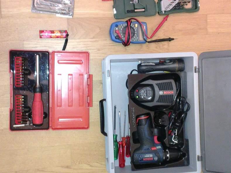 987 Werkzeugkoffer
