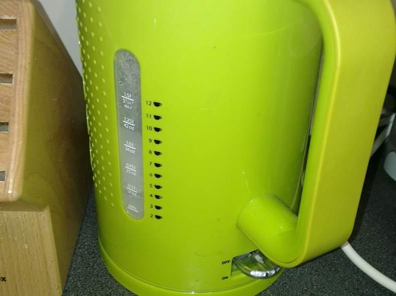 999 Wasserkocher 1.5l Boodum