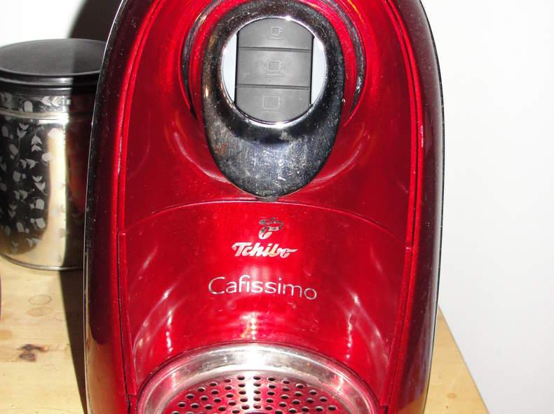 1121 Kaffeemaschine Tchibo