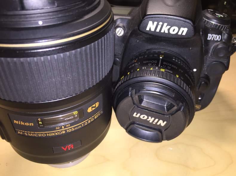 1162 Fotokamera Nikon D700