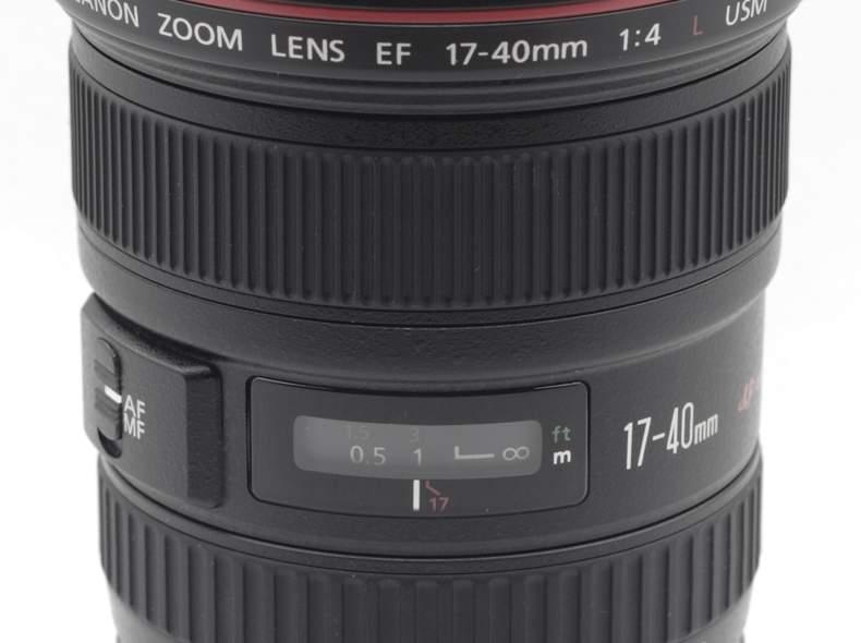 1228 Canon 17-40mm f/4L