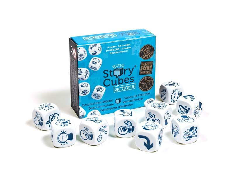 1274 Rory's Story Cubes (Actions)