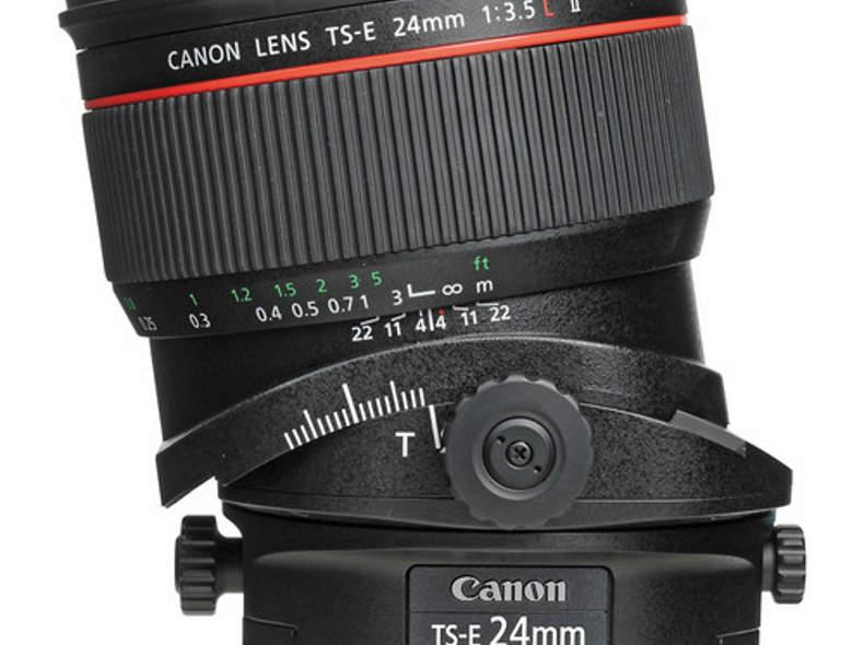 1281 CANON TS-E 24mm f/3.5 TiltShift