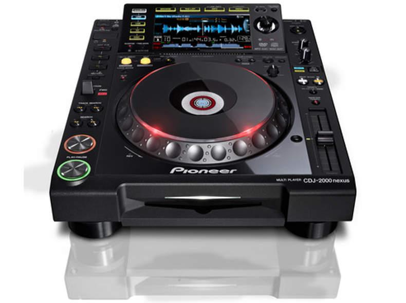 1292 Pioneer CDJ 2000 Nexus