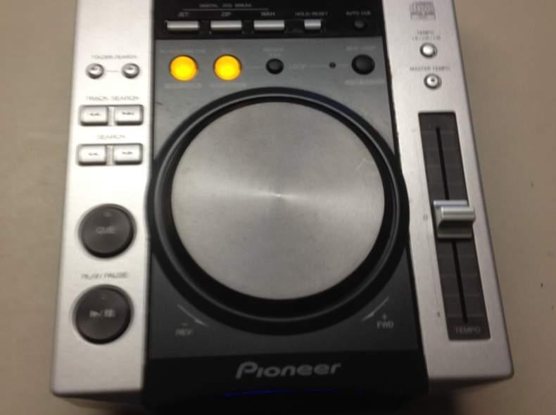 1310 DJ-CD-Player Pioneer