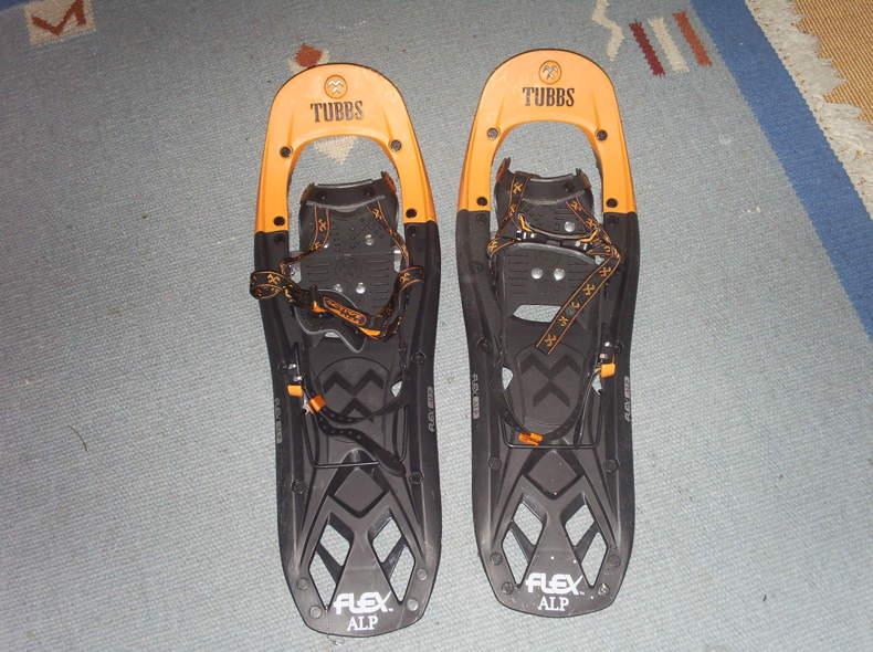 1324 Schneeschuhe Tubbs Flex Alp - neu