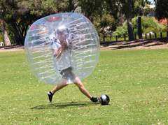 1375 Bubble Soccer Bumperballs Zorb
