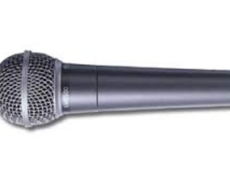1394 Mikrofon Behringer Xm8500