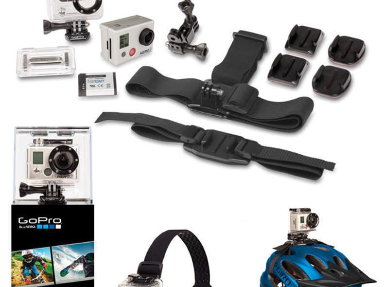1448 GoPro HD Hero 2 Actioncam