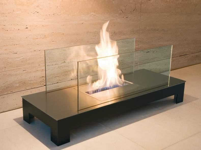 1485 Bio-Ethanol Feuerstelle / Indoor