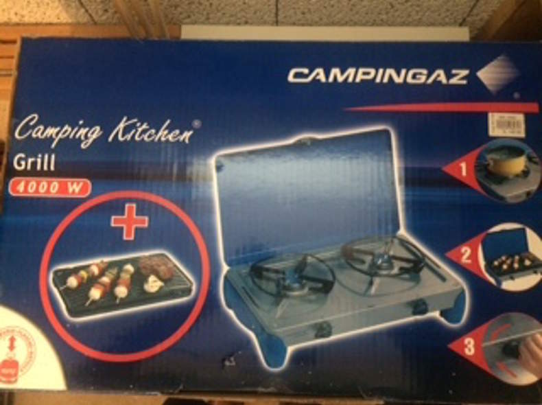 1486 Camping Kocher / Camping Grill