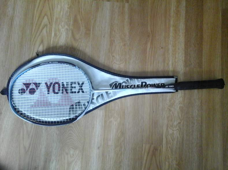 1519 Badmintonschläger