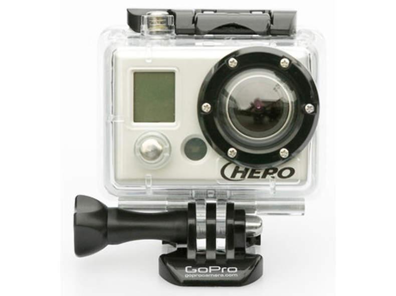 1536 GoPro Hero HD cam