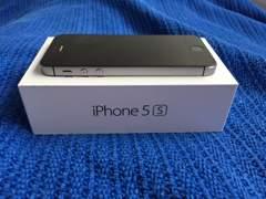 1545 I Phone 5s space grey 32GB