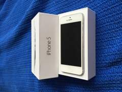 1546 I Phone 5 weiss 32GB