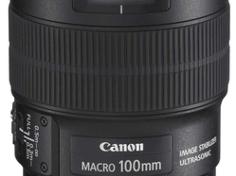 1565 Canon 100mm f/2.8L Makro Objektiv