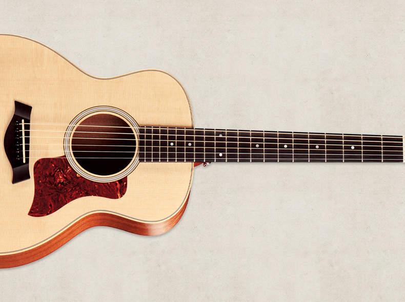 1576 Gitarre Taylor GS mini
