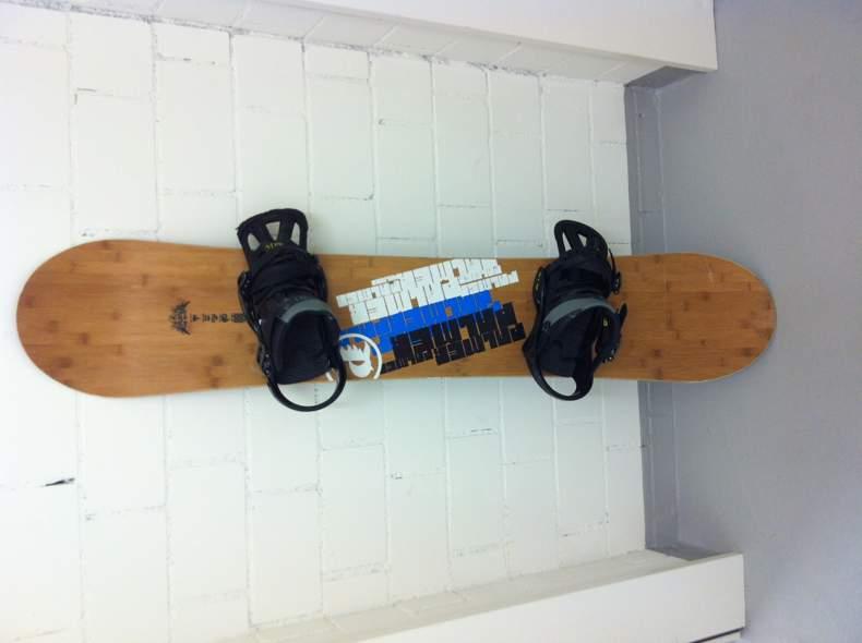 1719 Snowboard Palmer Burn 164cm