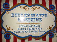 1762 Zuckerwattemaschine