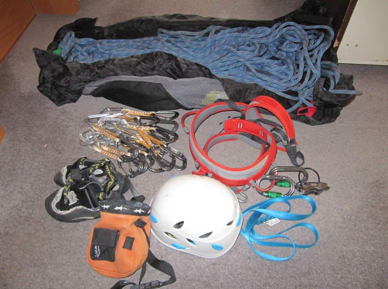 Komplette Kletterausrüstung Preis : Sharely kletterausrüstung