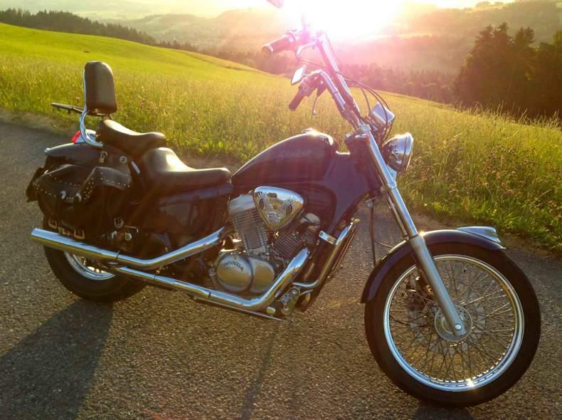 1860 Honda Shadow VT 600 Chopper