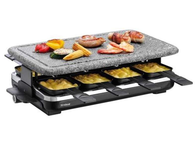 1904 Raclette- & Tischgrill