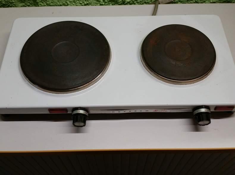 2012 Doppel-Kochplatte 2200W