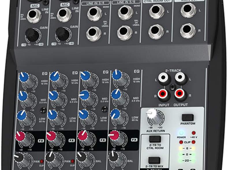 2053 Xenix 802 mit Mikrofon C-1