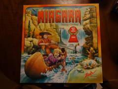 """2058 Gesellschaftsspiel """"Niagara"""""""