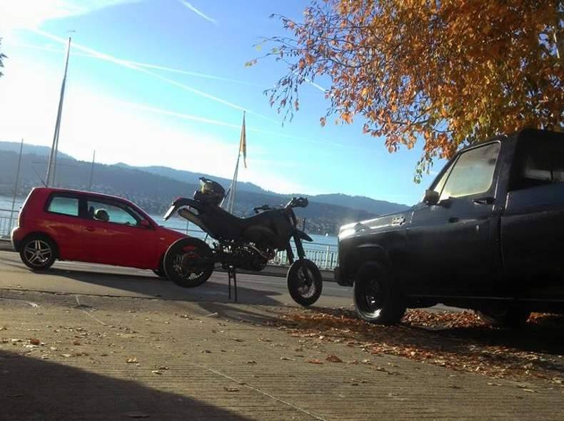 2163 Motorrad KTM