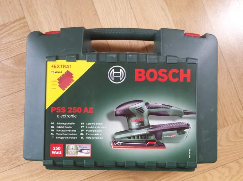 2182 Schwingschleifer Bosch PSS 250 AE