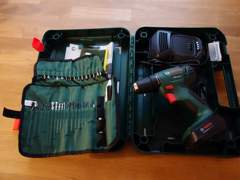 2194 Bosch Akku-Bohrschrauber