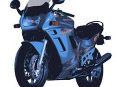 2219 Motorrad