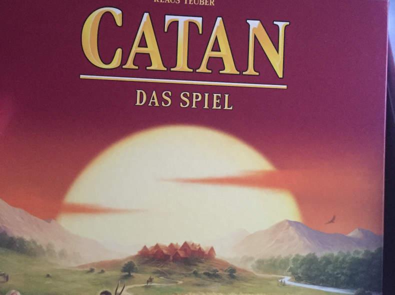 5344 Catan - das Spiel