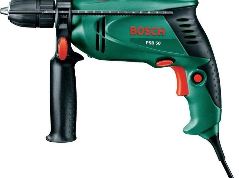 2284 Bosch Schlagbohrmaschine PSB 50
