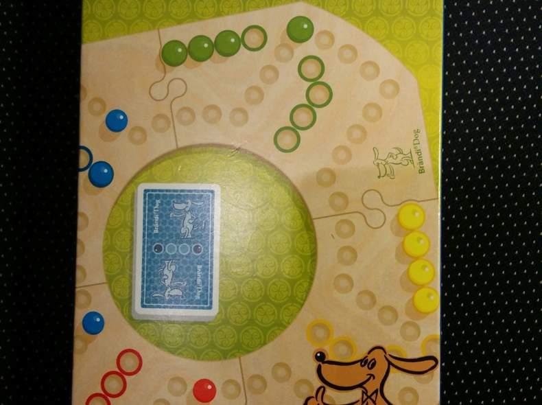 2307 Dog Spiel