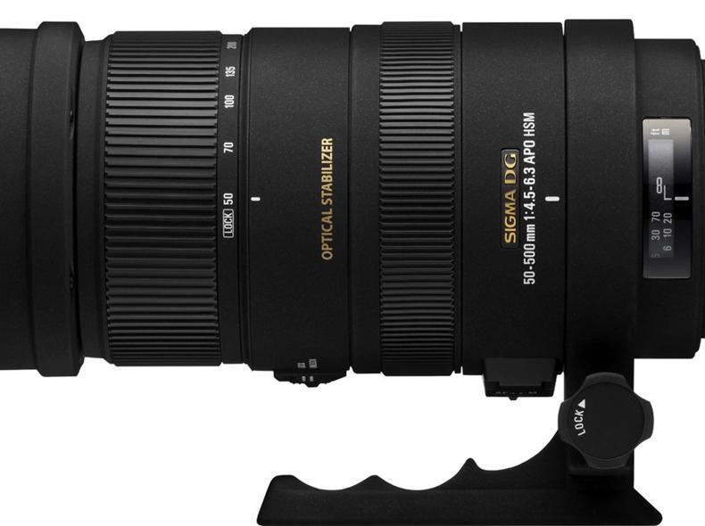 2310 Sigma 50-500mm, f/4.5-6.3 (Sony)