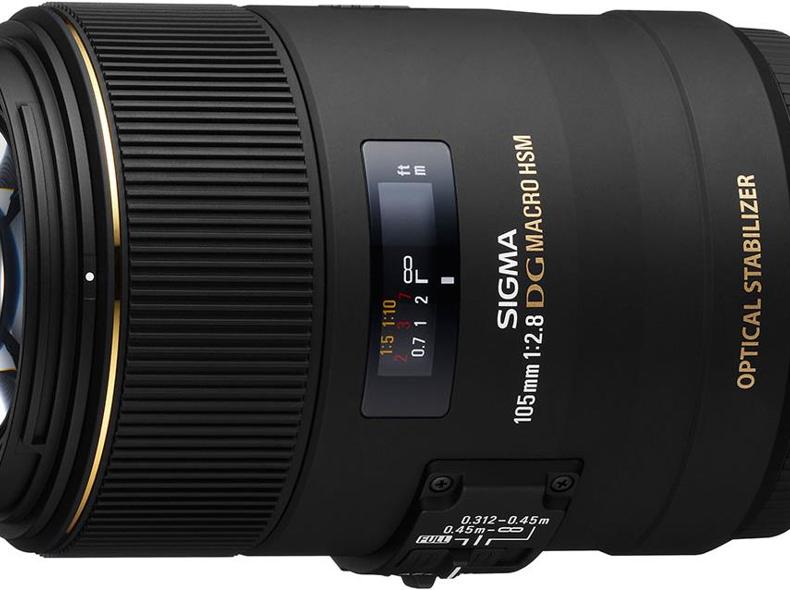 2311 Sigma 105mm Makro, f/2.8 (Sony)
