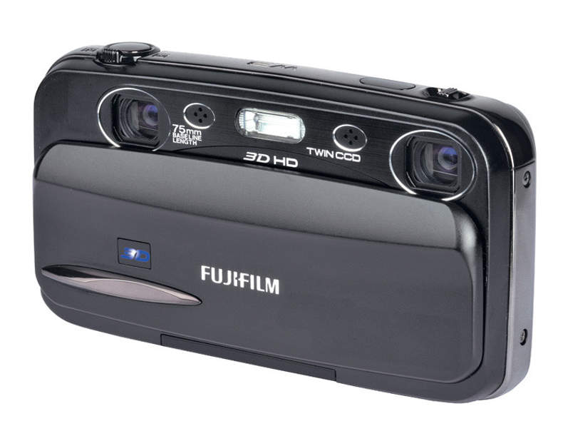 2313 3d-Kamera: Fuji finePix Real 3d W3