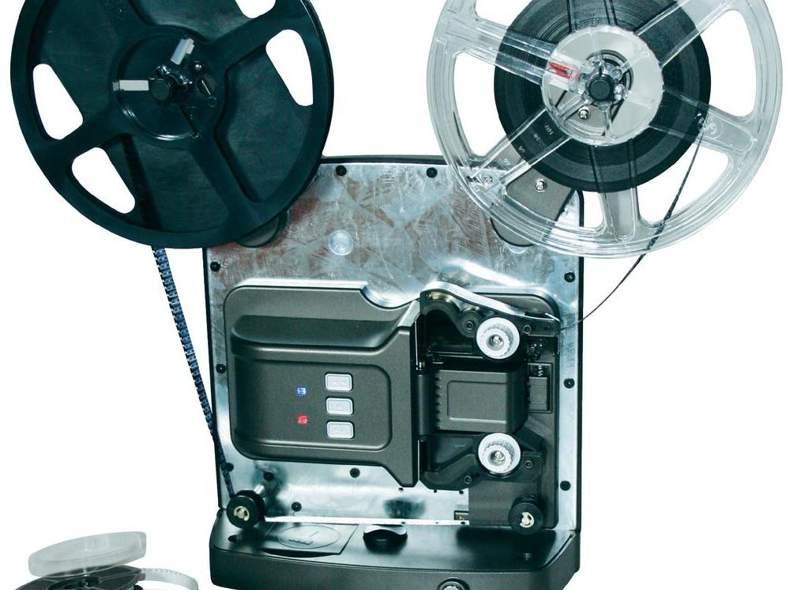 2352 Super 8 Film Scanner