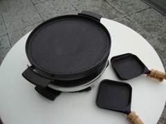 2363 Raclette-Grill für 4 Personen