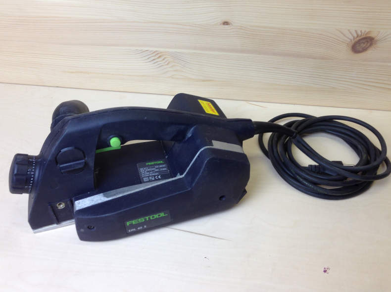 5377 Handhobelmaschine Festool EHL 65 E