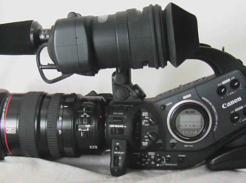 2397 Canon XL H1
