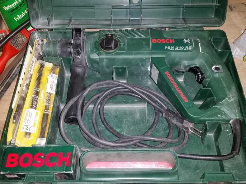 2407 Bohrhammer Bosch SDS