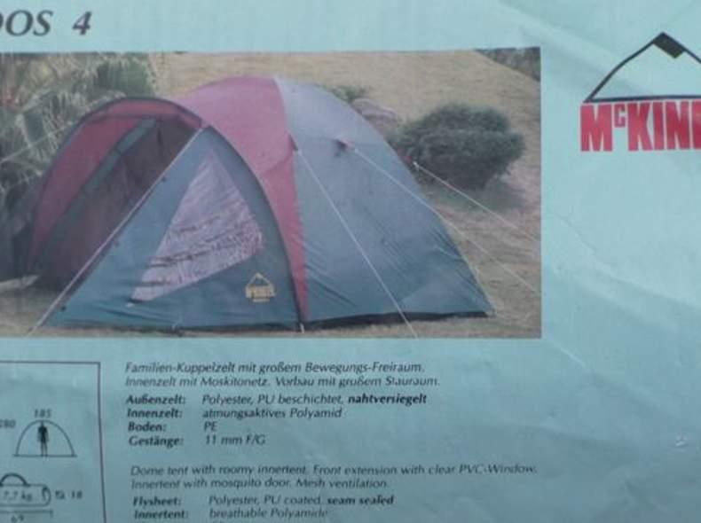 2453 Zelt für 5 Personen