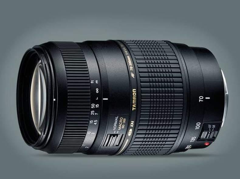 2519 Tamron AF70-300mmF/4-5,6 LD MACRO