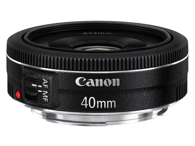 2523 Canon Objektiv EF 40mm f/2.8