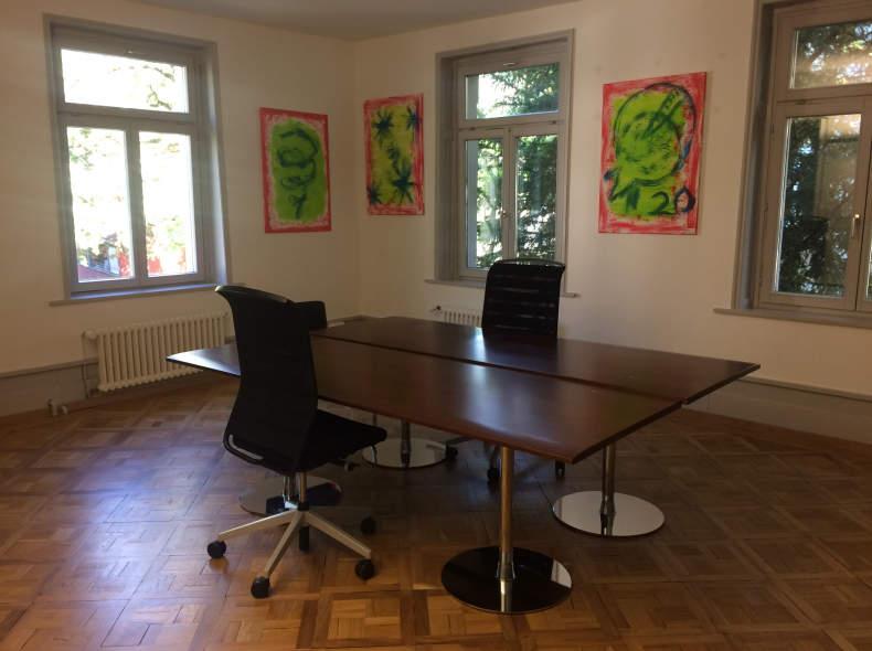 5420 Tagesbüro Weisshorn(1Tag)